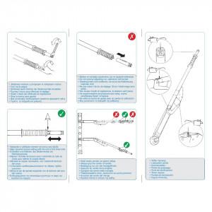 "Cheie dinamometrica industriala 3/4"" - 265"