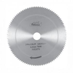 Panze circulare monometalice (neplacate) pentru lemn - 5314 - NV