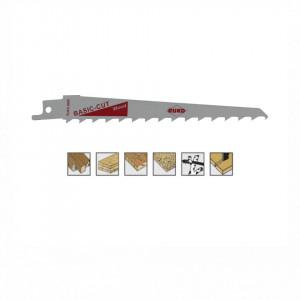 Set 5 panze pentru fierastrau sabie, dinti ceaprazuiti, HCS - 8905