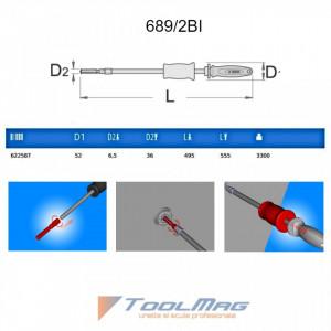 Extractor inertial - 689/2BI