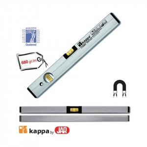 Nivela aluminiu clasica ProLevel cu magnet - 040EM - KAPPA detalii