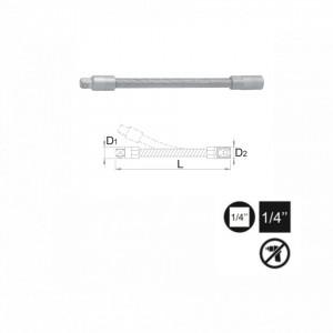 "Prelungitor flexibil 1/4"" - 188.4/2F - Unior"