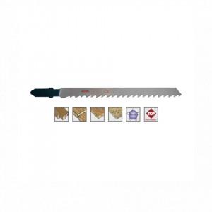 Set 5 panze pentru fierastrau pendular, dantura rectificata, HCS - 8023