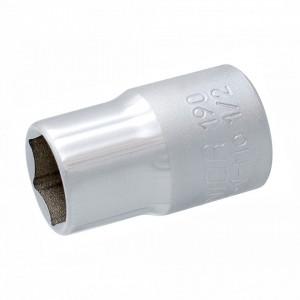 """Trusa capete chei tubulare 1/2"""" in cutie metalica - 190BI6P22IN"""