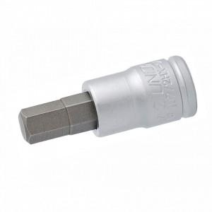 """Trusa capete chei tubulare 1/4"""" in cutie metalica - 188C"""