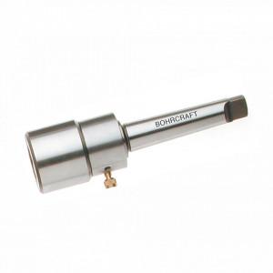 """Adaptor Con Morse - Weldon 3/4"""" cu sistem intern de lubrifiere"""