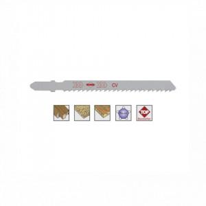 Set 5 panze pentru fierastrau pendular, dantura alternanta, HCS - 8070