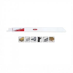 Set 5 panze pentru fierastrau sabie, dinti ceaprazuiti, HSS Bimetal - 8945