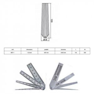 Set lere tip pana 4837-1 Insize detalii