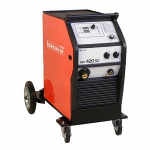 Aparat sudura MIG/MAG 420 A (Synergic Control) - MIG 420SC Profi (Synergic Control)