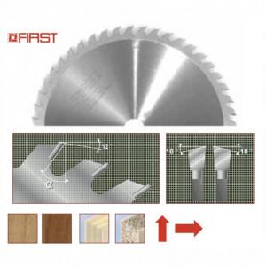 Panza circulara placata CMS pentru lemn - GAMMA III