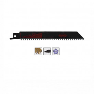 Set 5 panze pentru fierastrau sabie, dinti ceaprazuiti, HCS - 8903