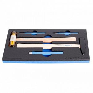 Set de ciocane si punctatoare in modul SOS - 964/10SOS
