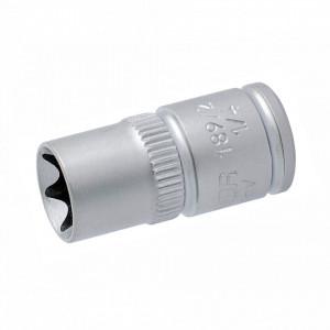 """Capete chei tubulare cu profil TX interior 1/4"""" - 189/2"""