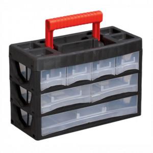 Cutie plastic cu sertare 3/11 (315x210x140 mm) - P.L.01