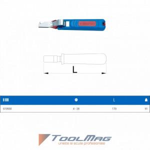 Dispozitiv de dezizolare cu carlig de taiere - 385H - UNIOR