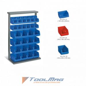 Organizator fix 34 module - MAK 20 -PORT-BAGdetalii