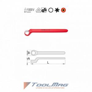 Set de chei inelare izolate la 1000 V cutie carton -180/2VDEDPCB