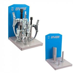 Set extractoare cu trei brate reglabile - 682/2MS