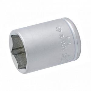 """Trusa capete chei tubulare 1/4"""" in cutie metalica - 188BI"""