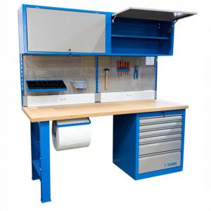 Banc de lucru modular - Modul A17 (627655) - 990MA17