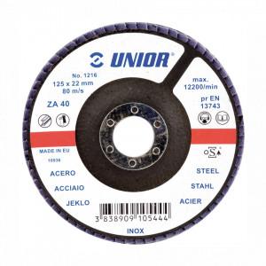 Disc lamelar pentru slefuit - 1216
