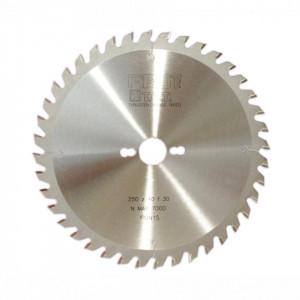 Panza circulara placata CMS pentru taierea transversala a lemnului - GAMMA II