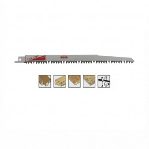 Set 5 panze pentru fierastrau sabie, dinti ceaprazuiti, HCSI - 8922
