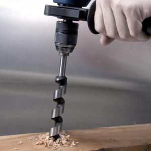 Sfredele pentru lemn din otel Crom Vanadiu - gama profesionala