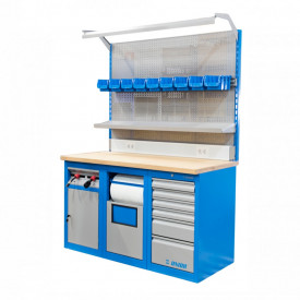 Banc de lucru modular - Modul A18 (627656) - 990MA18 - Unior