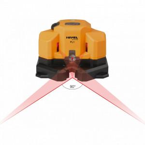 Laser in cruce cu fascicul de lumina rosie FL1