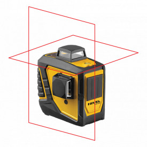 Laser in cruce cu raza rosie (2x360º) CL2D