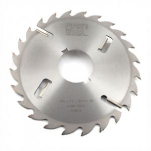 Panza circulara placata CMS pentru taieri in lung de fibra a lemnului - MIZAR