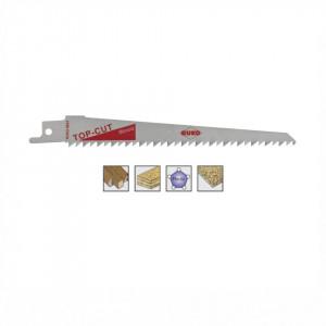 Set 5 panze pentru fierastrau sabie, dinti ceaprazuiti, HCS - 8924