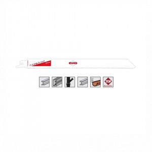 Set 5 panze pentru fierastrau sabie, dinti ceaprazuiti, HSS Bimetal - 8916