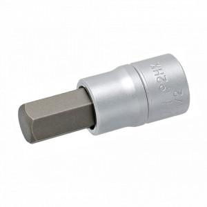 """Trusa capete chei tubulare 1/2"""" si 1/4"""" in cutie de plastic - 190BI6P43"""