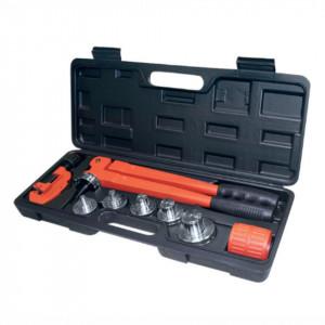 Trusa scule pentru expandat tevi cupru moale si aluminiu 12-15-18-22 mm