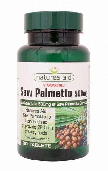 Saw Palmetto standardizat