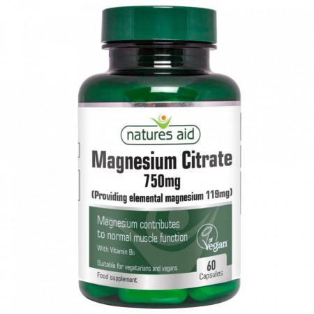 Magnesium Citrate cu vitamina B6