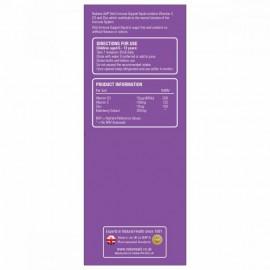 Kidz Immune Support cu vitamina C, D3 si zinc, 150ml