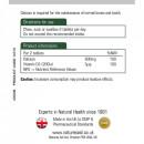 Calciu cu Vitamina D3 Natures Aid , comprimate masticabile
