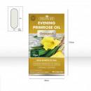 Organic Evening Primrose Oil 500 mg, 90 capsule vegetale