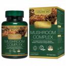 Organic Mushroom Complex, 60 capsule