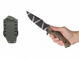 CUTIT MILITAR M311 SPELTER CAMO OLIV ANV KNIVES ANVM311-026