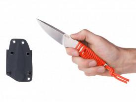 CUTIT MILITAR P100 STONEWASH FLAT DARK EARTH ANV KNIVES ORANGE