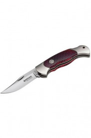 BRICEAG BOKER SCOUT HONEYCOMB RED
