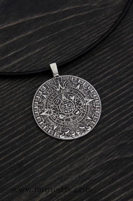 Медальон Календар на Маите изображения