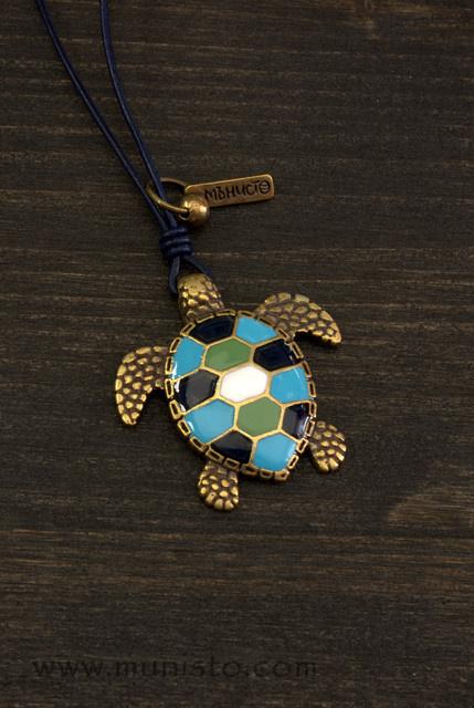 Медальон Костенурка изображения