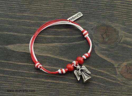 Martenitsa Bracelet Angel images