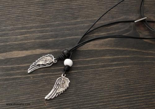 Women's Wings Necklaces Set images